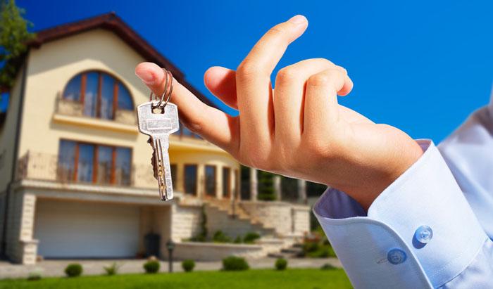Собственник дома, недвижимость